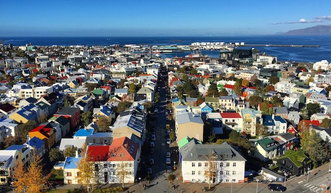 How to Save Money in REYKJAVIK? For real!