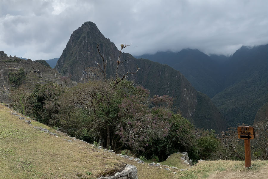Machu Picchu, enjoy it in 360°