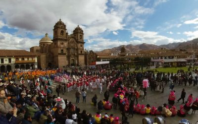 Discover the City of Cusco in 360° video